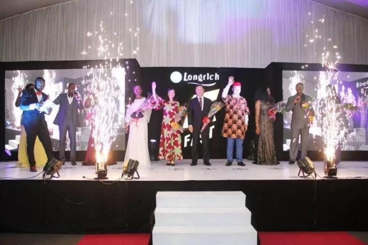 Longrich Nigeria launches their 5th year anniversary